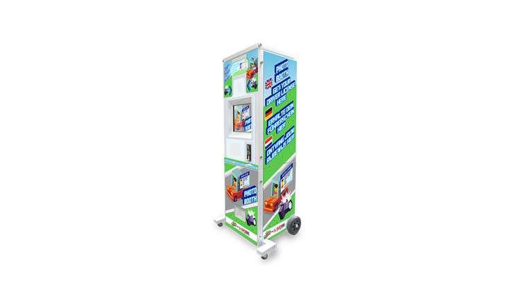 Führerscheinautomat