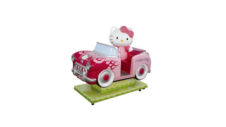 Hello Kitty Kiddy Ride