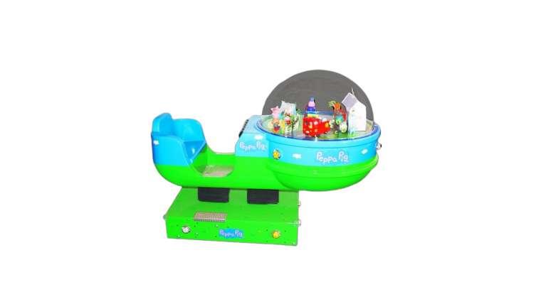 Peppa Pig Welt Auto
