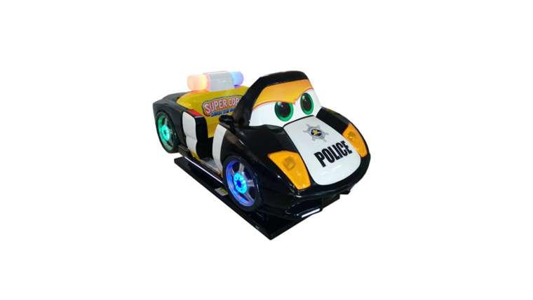 Super Cop Police Car