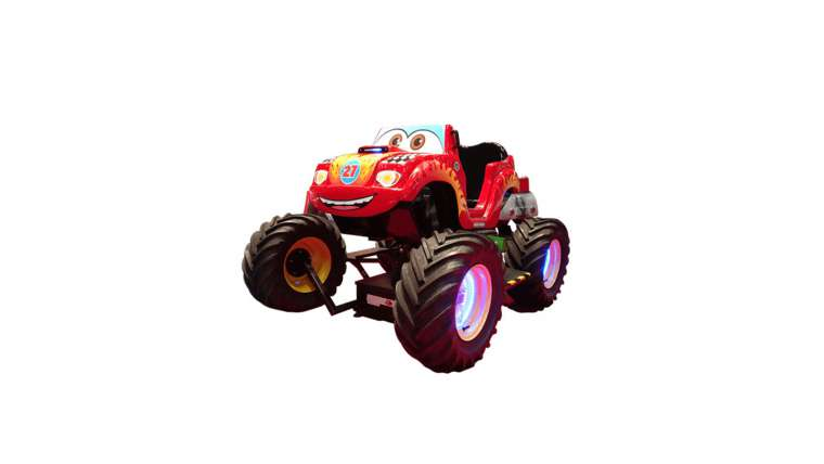 Big Machine Monstertruck