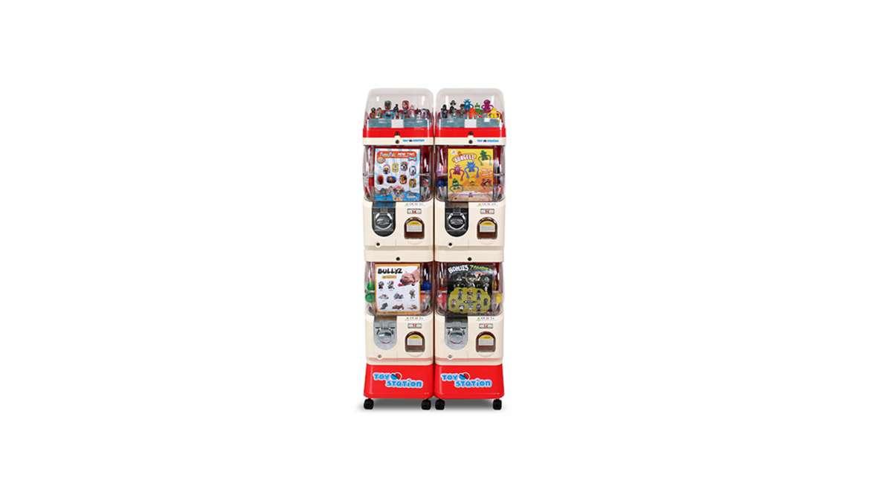 Spielzeugkapselautomaten
