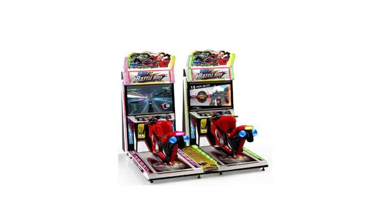 Motorrad Fahrsimulatoren