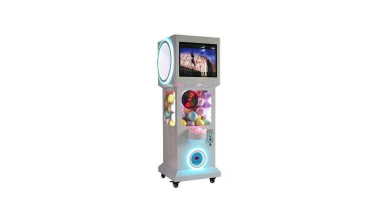 Interactive Kapselautomaten