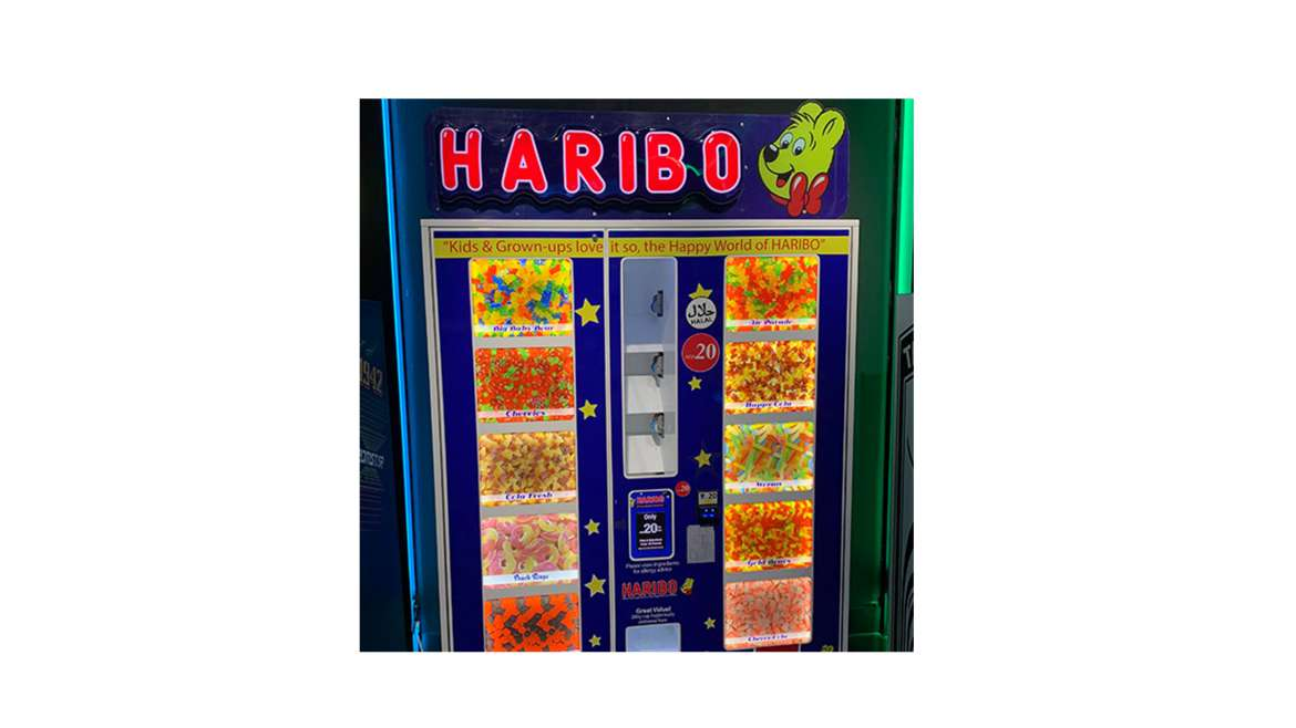Pick N Mix Candy-Station
